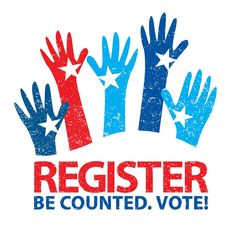 Learn how to register to vote and find the deadlines for voter registration in your state. Get Out The Vote, Rock The Vote, Austin Texas, Voters Day, Voter Education, National Voter Registration Day, Us Presidential Elections, Beav, Early Voting