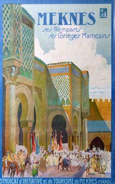"Mattéo BRONDY, ""Meknès"" - Maroc Désert Expérience tours http://www.marocdesertexperience.com"