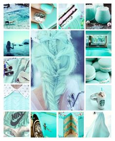 """""""Blue"""" by yummyismyname ❤ liked on Polyvore featuring beauty"""