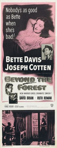 Beyond the Forest movie poster