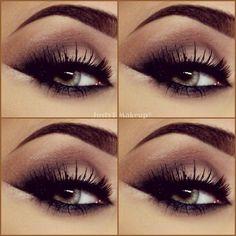 Pretty Smokey eye - Trends & Style