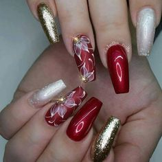 pretty nail art designs for 2017