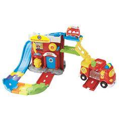 Vtech Go! Go! Smart Wheels Fire Command Rescue Center | ToysRUs