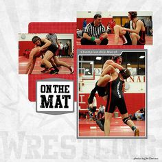 sport layouts for scrapbooking | Recent Photos The Commons Getty Collection Galleries World Map App ...
