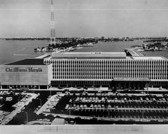 Miami Herald Building 1963