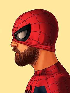 Spiderman by Mike Mitchell