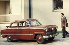 FORD Taunus 12M (1952 - 1959)