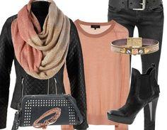 rock it in rosa ♥ - Freizeitoutfit - stylefruits.de