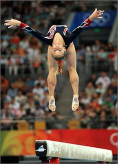 Shawn Johnson is an amazing women! You go girl! ❤