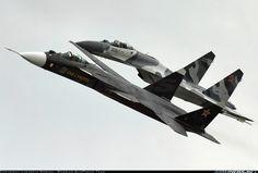 carnalincarnate: Russian Air Force Sukhoi Su-47 Berkut,...