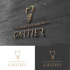 create an edgy yet modern and classic logo for a new and blooming dental clinic. by El Chezz