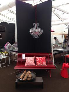 The @fatboyoriginal Rockcoco chandelier at @growlondon