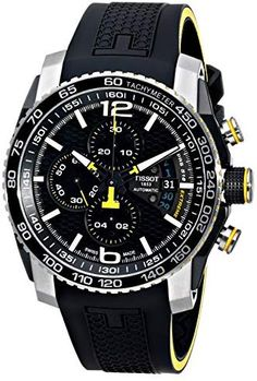 Tissot Men's PRS 516 Analog Display Swiss Automatic Black Watch – Watches for Boys Amazing Watches, Beautiful Watches, Cool Watches, Watches For Men, Tissot Prs 516, Tissot Mens Watch, Black Rubber Bands, Automatic Watch, Sport Watches