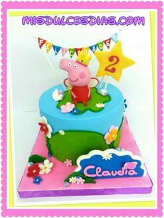 Cake Peppa Pig, Tarta Peppa pig