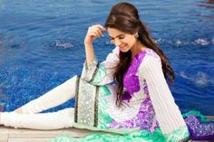 Zainab Salman Latest Summer Lawn Collection 2014 1 Zainab Salman Latest Summer Lawn Collection 2014