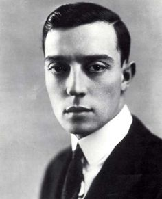"Buster Keaton - ""Tragedy is a close-up; comedy, a long shot."""