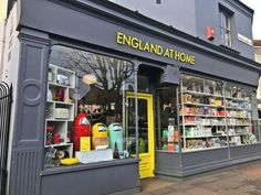 My favourite Brighton shops : a selection of vibrant independent traders Brighton Shops, Visit Brighton, England Houses, Bognor Regis, London Wall, Chichester, The Selection, My Favorite Things, Vibrant
