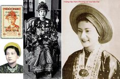 Empress Nam Phương of the Nguyen Dynasty