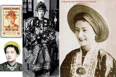 Empress Nam Phương of the Nguyen Dynasty
