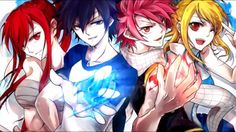 FAIRY TAIL'S STRONGEST TEAM!