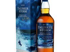 Review #21: Talisker Storm #scotch #whisky #whiskey #malt #singlemalt #Scotland #cigars