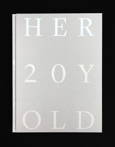 "ooooooooooffffffffffffffffffff: ""20th anniversary publication for Gallery Herold, design by OFF """