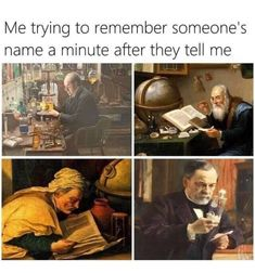 Need a break from crushing responsibility and existential dread? We've got just the thing. This gallery of #memes, which range from dumb to mildly clever, is the perfect distraction from life's numerous woes. They won't fix your problems, but we can pretty much promise that they'll improve your mood. #lol #funny #relatable #funnymemes #art Attitude, Funny Jokes, Hilarious, Try To Remember, History Memes, Morning Humor, Speak The Truth, Photos Of The Week, Really Funny