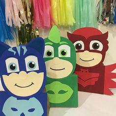Pj masks party pj mask party decoration pj masks by Craftophologie