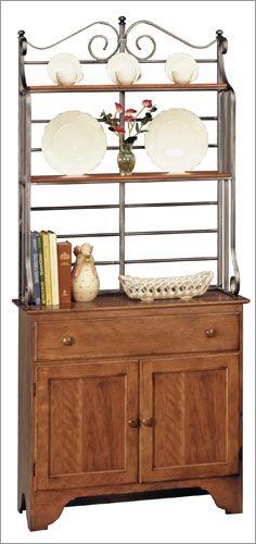Superior Furniture Co. Harmony Martel Bakeru0027s Rack (Superior Furniture Co.    Bakers Racks