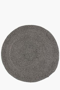 Woven from a natural cotton blend, this stunning rug can be used as a decorative addition to any room in your home to add texture and a stylish finish.