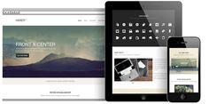 Hardy Responsive WordPress Portfolio Theme