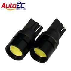 AutoEC 1000 X led T10 3w white T15 158 168 192 193 194 2825 921 led front turn signal lamp car Led bulb White 12V #LB38-2