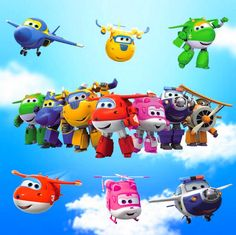 3d Cartoon, Cute Cartoon, Wall Stickers, Wall Decals, Nursery Room, Bedroom, Boy Birthday Parties, Poster Wall, Game Art