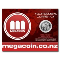 #Megacoin #Postcard #altcoin #cryptocurrency