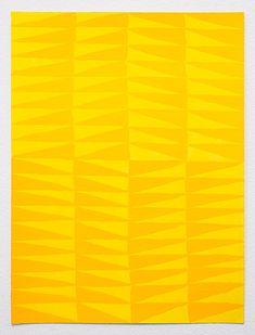 TODD CHILTON: Yellow Amishish, 2011