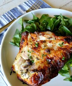 Buttermilk Roasted Chicken - This recipe is AHHH-MAZING.  It has quickly shot to the top of my family's most requested dinner list! I made it twice in one week when I first tried it. The buttermilk marinade makes this chicken moist, super flavorful, and juicy! The rosemary adds a lovely herbaciousness to the overall flavor and the rest of the seasonings are spot on!  I will be making this chicken often.  **Must plan ahead for this recipe; it needs to marinate for 2 days.