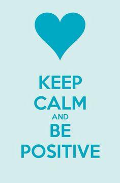 Yap be positive ❤