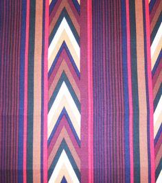 45'' Home Inspirations Fabric-Nevada Chevron Stripe, , hi-res