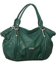 Teal Green Oversized/Large/Big Alicia Hobo Designer:Vitalio Vera