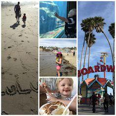 Northern California Beach Trips - Santa Cruz and Lake Tahoe with kids kid-friendly