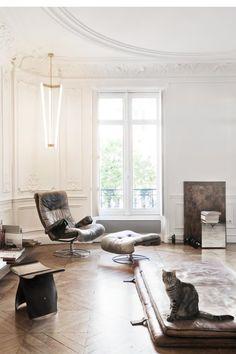 Festen architectture, Paris  3,  90 m2