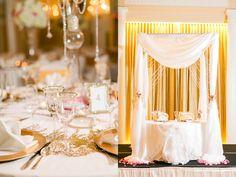 Fairytale Blush & Gold Reception Mayflower Hotel Wedding D.C. Wedding Photographer Megan Kelsey Photography