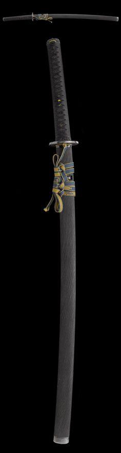 Spiral carved saya - Samurai Sword Shop Info Center
