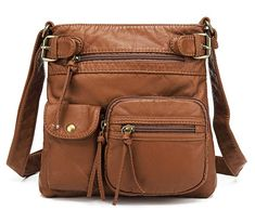 116439ad8e83c Scarleton Accent Top Belt Crossbody Bag Cognac     You can find more  details by visiting the image link. (This is an affiliate link and I  receive a ...