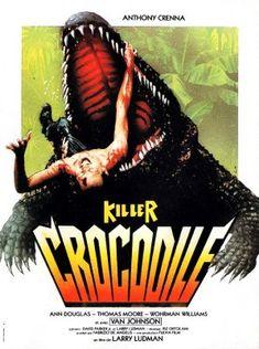 Killer Crocodile (1989, Italy)