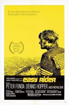 Easy Rider (1969) - loved this movie