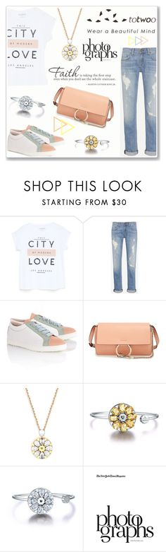 """""""Wear a Beautiful Mind with totwoo"""" by katyusha-kis ❤ liked on Polyvore featuring MANGO, rag & bone, ESCADA, Chloé, WALL, Valentino and totwoo"""