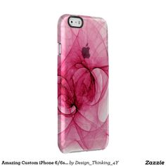 Amazing #Custom #iPhone 6/6s Clearly™ Deflector #Case