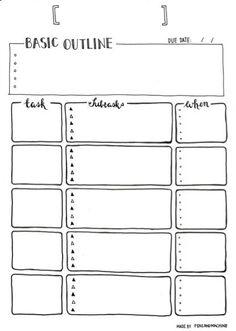 Worksheet Studyblr Printables www 101planners com wp content uploads 2016 09 free bullet journal studyblr printables google search