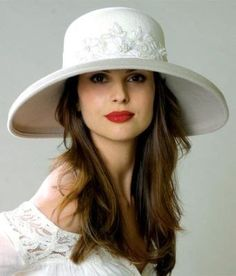 Very pretty!  so is the hat!! ;)